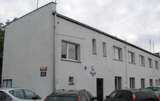 Siedziba Gminnego Ośrodka Pomocy Społecznej w Kaźmierzu